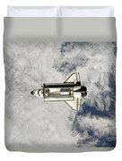 Space Shuttle Endeavour Duvet Cover