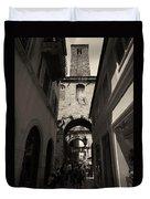 Split Old Town Duvet Cover