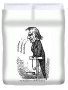 Andrew Johnson (1808-1875) Duvet Cover