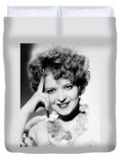 Clara Bow (1905-1965) Duvet Cover