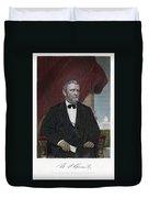 Ulysses S. Grant (1822-1885) Duvet Cover