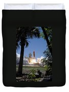 Sts-121 Launch Duvet Cover