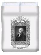 John Adams (1735-1826) Duvet Cover