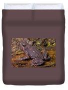 Harlequin Frog Duvet Cover