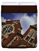 1901 Uab Spencer Honors House Duvet Cover