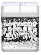 1902 Philadelphia Athletics Duvet Cover