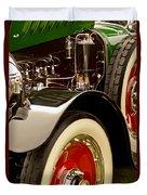 1919 Mcfarlan Type 125 Touring Engine Duvet Cover