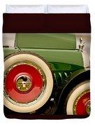 1919 Mcfarlan Type 125 Touring Duvet Cover