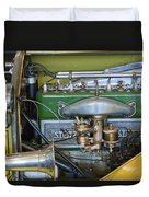 1919 Stutz Bearcat Special Engine Duvet Cover