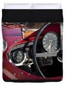 1929 Birkin Blower Bentley Duvet Cover