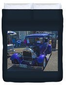 1929 Ford Model A Duvet Cover