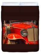1931 Cord Automobile Duvet Cover