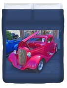 1934 Chevy Coupe Duvet Cover