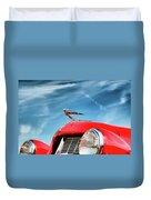 1935 Auburn Speedster  6892 Duvet Cover