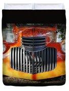 1936 Chevrolet Pickup Truck Duvet Cover
