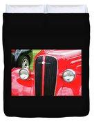 1936 Chevy  8552 Duvet Cover