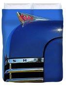 1939 Nash Sedan Duvet Cover