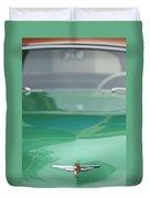 1941 Chrysler Thunderbolt Concept Car  Duvet Cover