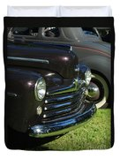 1948 Ford Super Deluxe Duvet Cover