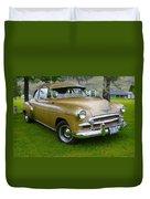 1950 Chevrolet Duvet Cover