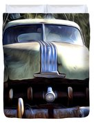 1950 Pontiac  Duvet Cover