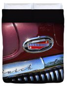 1951 Buick Eight Duvet Cover
