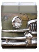 1951 Nash Ambassador  Duvet Cover