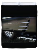 1953 Mercury Monterey Duvet Cover