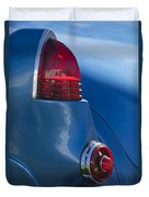 1954 Cramer Comet Taillight Duvet Cover