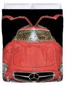 300 S L Gull Wing  Duvet Cover
