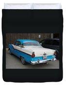 1956 Ford Fairlane Duvet Cover