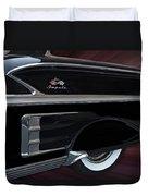 1958 Impala Duvet Cover