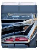1959 Chevrolet Taillight Duvet Cover