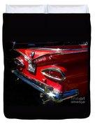 1959 Chevy El Camino  Duvet Cover