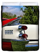 1959 Dodge Royal Duvet Cover