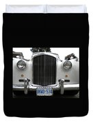 1960 Bentley Front Duvet Cover