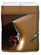 1961 Chrysler Imperial Taillight Duvet Cover