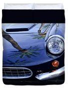 1963 Apollo Front End 2 Duvet Cover by Jill Reger