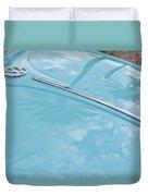 1964 Volkswagen Vw Bug Emblem 2 Duvet Cover