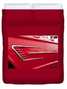 1965 Ford Thunderbird  Duvet Cover