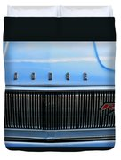 1966 Dodge Coronet Rt Duvet Cover