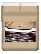 1966 Ford Thunderbird Duvet Cover by Gordon Dean II