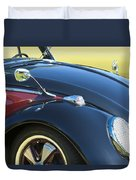 1966 Volkswagen Vw Convertible Bug Duvet Cover