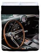 1968 Camaro Duvet Cover