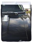 1970s Chevrolet Camaro Duvet Cover