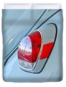 1971 Volkswagen Vw Beetle Taillight Duvet Cover