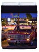 1979 Dodge Li'l Red Express Truck Duvet Cover