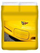 1998 Chevrolet Corvette  Duvet Cover