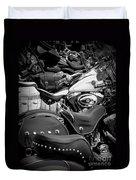2 - Harley Davidson Series Duvet Cover