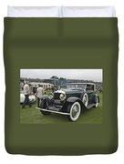 1929 Minerva Type Am Murphy Convertible Sedan Duvet Cover
